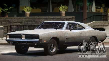 1969 Dodge Charger RT V1.0 PJ2 for GTA 4