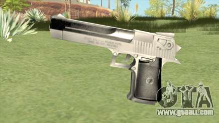Desert Eagle (Manhunt) for GTA San Andreas