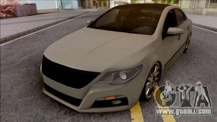 Volkswagen Passat CC v1 for GTA San Andreas