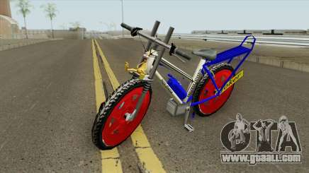 New Mountain Bike for GTA San Andreas