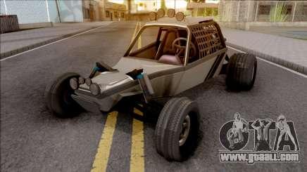 YARE Buggy for GTA San Andreas
