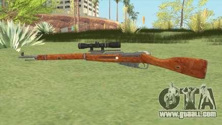 Mosin-Nagant M1891 V2 (Insurgency: Sandstorm) for GTA San Andreas