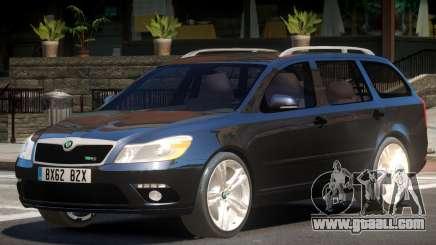 Skoda Octavia RS V1.0 for GTA 4