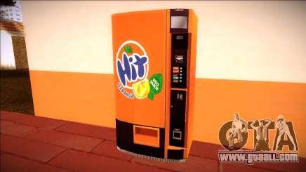 Vending machine Hit for GTA San Andreas