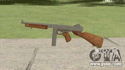Thompson M1A1 (Battlefield Hardline) for GTA San Andreas