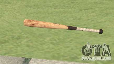 Baseball Bat (The Walking Dead) for GTA San Andreas