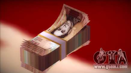 100 Venezuelan Bolivar for GTA San Andreas