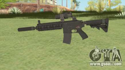 HX AP-15 (Hitman: Absolution) for GTA San Andreas