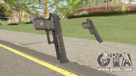 Hawk And Little Pistol GTA V for GTA San Andreas