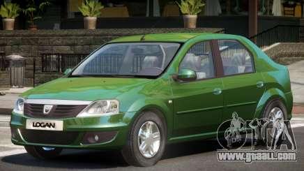 Dacia Logan 1.6 MPI for GTA 4