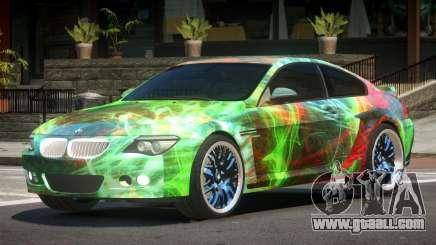 BMW M6 GT PJ3 for GTA 4