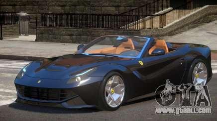 Ferrari F12 Spider V1.0 for GTA 4