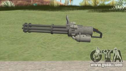 Coil Minigun (OG Black) GTA V for GTA San Andreas