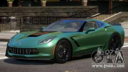 Chevrolet Corvette Z06 RS for GTA 4