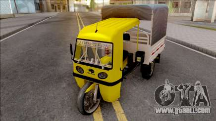 Ayco Cargo 200 for GTA San Andreas
