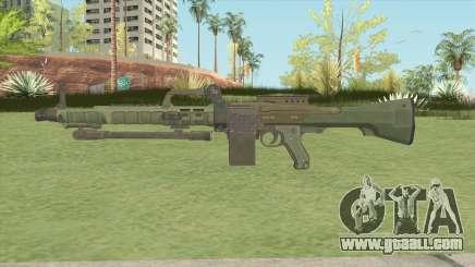 Alda 5.56 Light Machine Gun for GTA San Andreas