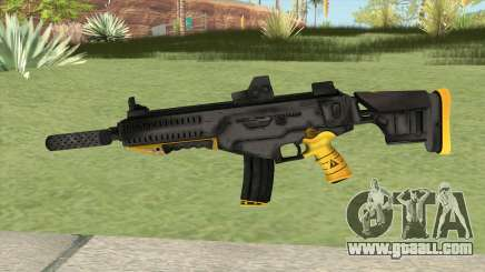 Agency ARZ 160 (Hitman: Absolution) for GTA San Andreas