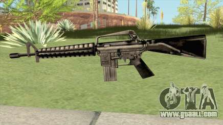 M4 (Manhunt) for GTA San Andreas