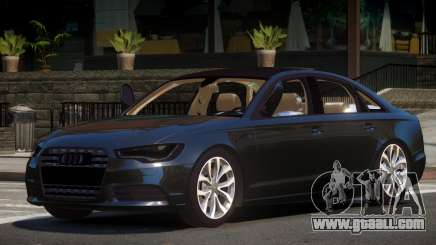 Audi A6 Spec Tuned for GTA 4