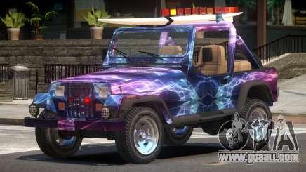 1988 Jeep Wrangler PJ2 for GTA 4