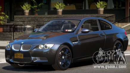 BMW M3 E92 RS for GTA 4