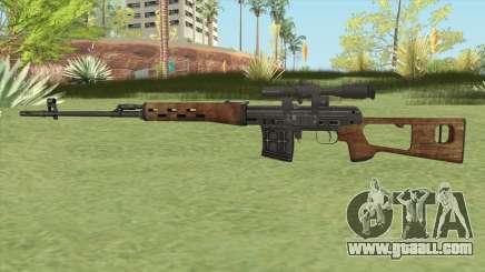 SVD-63 (Born To Kill: Vietnam) for GTA San Andreas