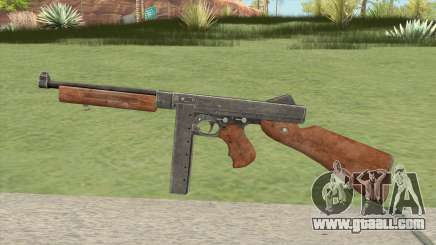 Thompson M1A1 (Hour Of Victory) for GTA San Andreas