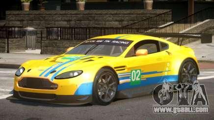Aston Martin Vantage GT-R PJ5 for GTA 4