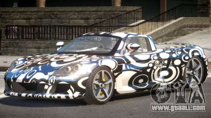 Porsche Carrera GT Sport PJ4 for GTA 4