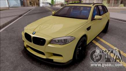 BMW M5 Wagon 2011 for GTA San Andreas