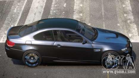 BMW M3 E92 V1.3 for GTA 4