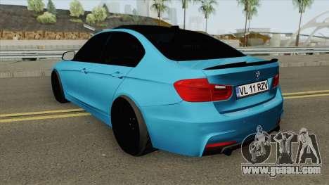 BMW 3-er F30 M-Tech for GTA San Andreas