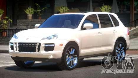 Porsche Cayenne Edit for GTA 4