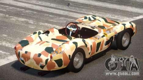 Ferrari Testa Rossa GT PJ1 for GTA 4