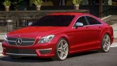 Mercedes Benz CLS63 V1.0 for GTA 4
