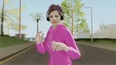 Random Female (Sweat Suit) V1 GTA Online for GTA San Andreas