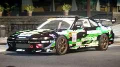 Nissan Silvia Tuned for GTA 4