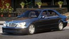 Mercedes Benz S600 Limited Edition for GTA 4