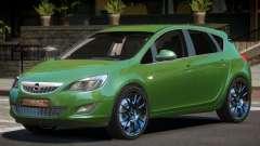 Opel Astra LT for GTA 4