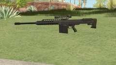Heavy Sniper GTA V (Green) V3 for GTA San Andreas