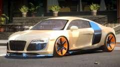 Audi R8 TDI PJ1 for GTA 4