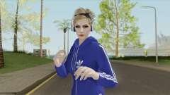 Random Female (Sweat Suit) V3 GTA Online for GTA San Andreas