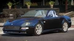 1998 Maserati 3200GT Spyder for GTA 4