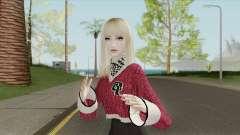 Lisa Manoban (BLACKPINK) for GTA San Andreas