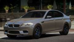 BMW M5 F10 RS PJ1 for GTA 4