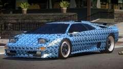 1995 Lamborghini Diablo SV PJ3 for GTA 4