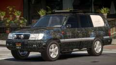 Toyota Land Cruiser Rally Cross PJ2