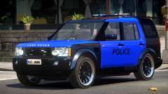 Land Rover Discovery Police V1.0 for GTA 4