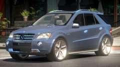 Mercedes Benz ML63 V1.2 for GTA 4