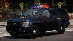 Chevrolet Tahoe Spec for GTA 4